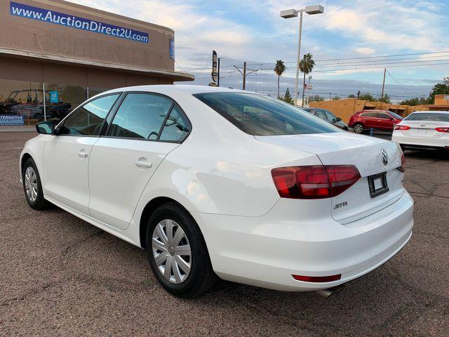 2016 Volkswagen Jetta 1.4T S 5 YEAR/60,000 MILE FACTORY POWERTRAIN WARRANTY Mesa, Arizona 2