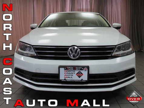 2016 Volkswagen Jetta 1.4T SE w/Connectivity in Akron, OH