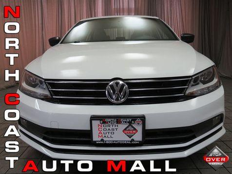 2016 Volkswagen Jetta 1.8T Sport in Akron, OH