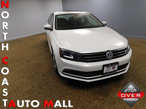 2016 Volkswagen Jetta 1.8T SEL in Bedford, Ohio