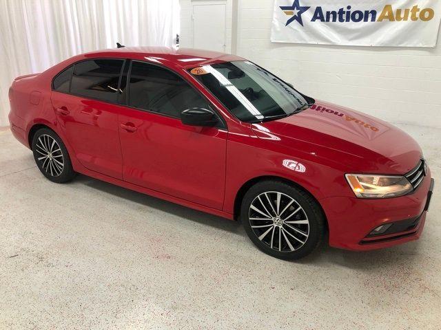 2016 Volkswagen Jetta 1.8T Sport | Bountiful, UT | Antion Auto in Bountiful UT