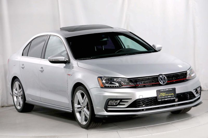 2016 Volkswagen Jetta 20T GLI SEL - Manual - Navigation  city California  MDK International  in Los Angeles, California
