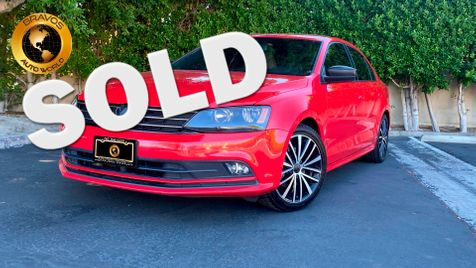 2016 Volkswagen Jetta 1.8T Sport in cathedral city