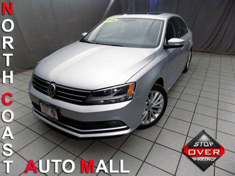 2016 Volkswagen Jetta 1.8T SEL in Cleveland, Ohio