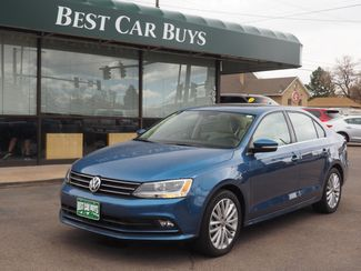 2016 Volkswagen Jetta 1.8T SEL in Englewood, CO 80113