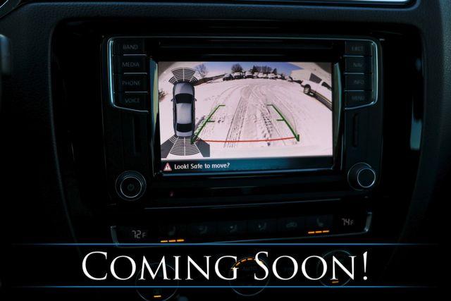 2016 Volkswagen Jetta GLI SEL 2.0T Turbo w/Touchscreen Nav, Backup Cam, Moonroof, Premium Audio & Gets 33MPG in Eau Claire, Wisconsin 54703