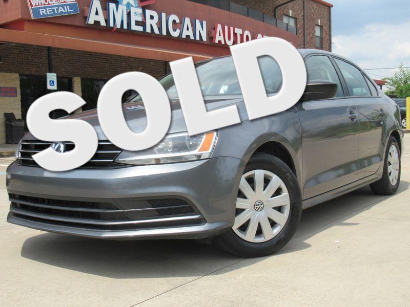 2016 Volkswagen Jetta 1.4T S w/Technology | Houston, TX | American Auto Centers in Houston TX