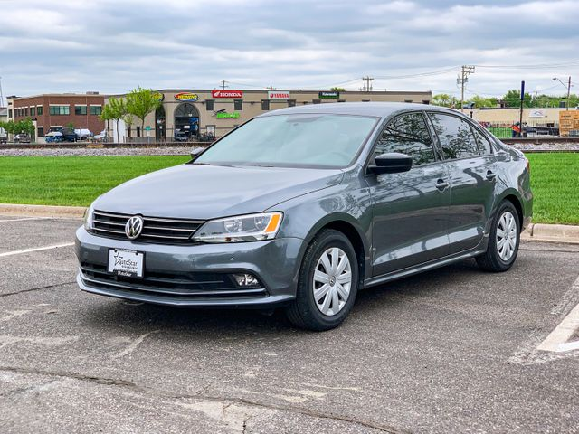 2016 Volkswagen Jetta 1.4T S Osseo, Minnesota 1
