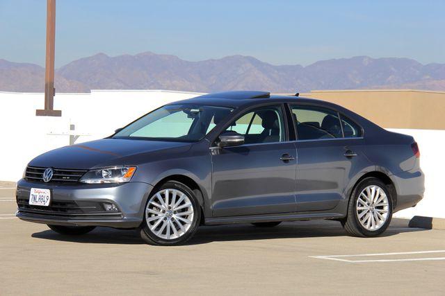 2016 Volkswagen Jetta 1.8T SEL Reseda, CA 4