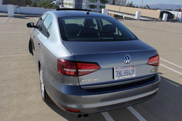 2016 Volkswagen Jetta 1.8T SEL Reseda, CA 9
