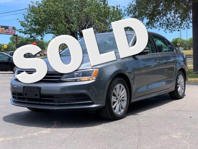 2016 Volkswagen Jetta 1.4T SE w/Connectivity in San Antonio, TX 78233