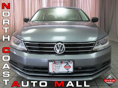 2016 Volkswagen Jetta Sedan 1.4T S 4dr Automatic in Akron, OH