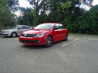 2016 Volkswagen Jetta 1.8T Sport SEFFNER, Florida