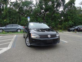 2016 Volkswagen Jetta 1.4T SE w/Connectivity. LTHR. SUNRF. PUSH STRT SEFFNER, Florida 10