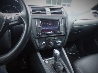 2016 Volkswagen Jetta 1.4T SE w/Connectivity. LTHR. SUNRF. PUSH STRT SEFFNER, Florida 26