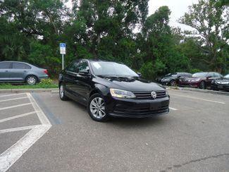 2016 Volkswagen Jetta 1.4T SE w/Connectivity. LTHR. SUNRF. PUSH STRT SEFFNER, Florida 9