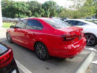 2016 Volkswagen Jetta 1.8T Sport SEFFNER, Florida 10
