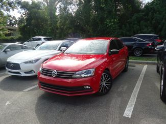 2016 Volkswagen Jetta 1.8T Sport SEFFNER, Florida 5