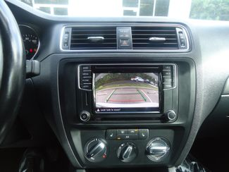 2016 Volkswagen Jetta 1.4T SE w/Connectivity. LEATHER. SUNRF. PUSH STRT SEFFNER, Florida 2