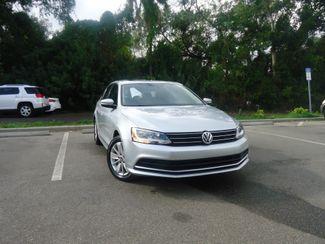 2016 Volkswagen Jetta 1.4T SE w/Connectivity. LEATHER. SUNRF. PUSH STRT SEFFNER, Florida 9