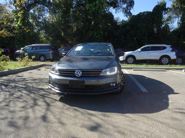 2016 Volkswagen Jetta 1.8T Sport SEFFNER, Florida 7