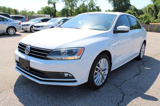 2016 Volkswagen Jetta 1.8T SEL St. Louis, Missouri 2