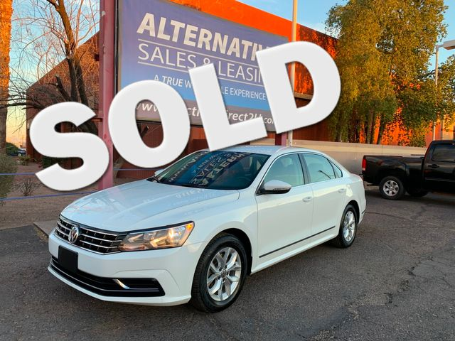 2016 Volkswagen Passat 1.8T S 5 YEAR/60,000 MILE FACTORY POWERTRAIN WARRANTY Mesa, Arizona
