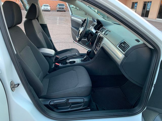 2016 Volkswagen Passat 1.8T S 5 YEAR/60,000 MILE FACTORY POWERTRAIN WARRANTY Mesa, Arizona 13