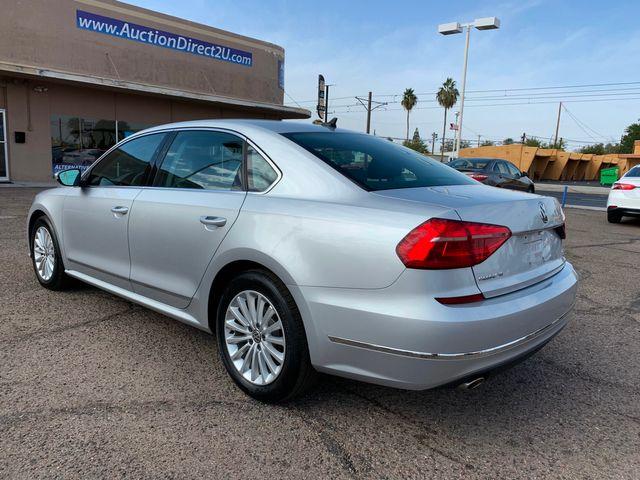 2016 Volkswagen Passat 1.8T SE 5 YEAR/60,000 MILE FACTORY POWERTRAIN WARRANTY Mesa, Arizona 2
