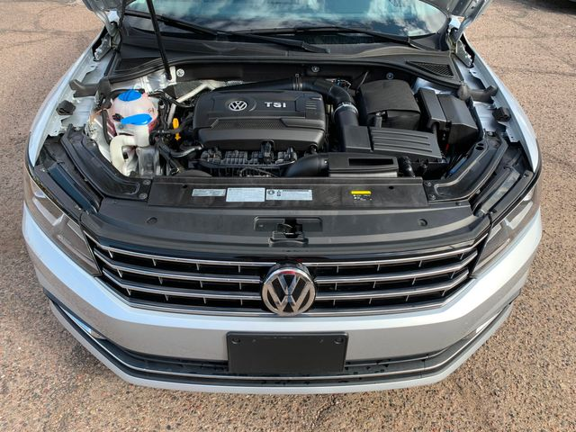 2016 Volkswagen Passat 1.8T SE 5 YEAR/60,000 MILE FACTORY POWERTRAIN WARRANTY Mesa, Arizona 8