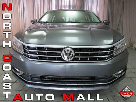 2016 Volkswagen Passat 1.8T SE in Akron, OH