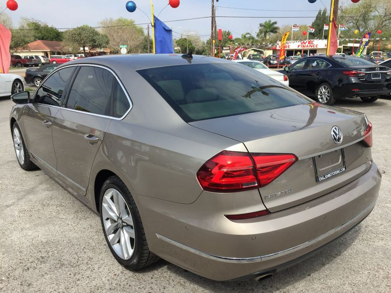 2016 Volkswagen Passat 18T SEL Premium  Brownsville TX  English Motors  in Brownsville, TX