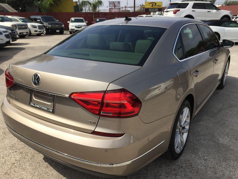 2016 Volkswagen Passat 18T SEL Premium  Brownsville TX  English Motors  in Brownsville, TX