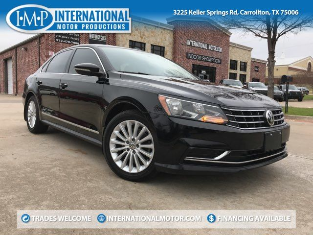 2016 Volkswagen Passat SE ONE OWNER