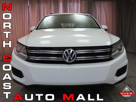 2016 Volkswagen Tiguan S in Akron, OH