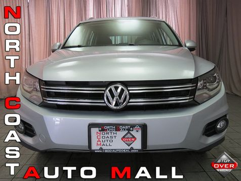 2016 Volkswagen Tiguan 2.0T SE 4dr Automatic in Akron, OH
