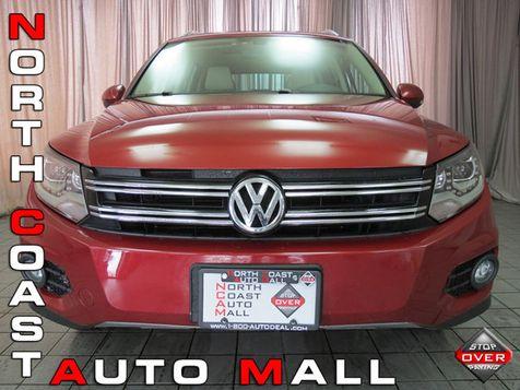 2016 Volkswagen Tiguan SE in Akron, OH