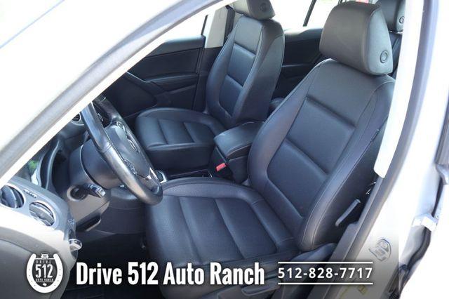 2016 Volkswagen Tiguan S in Austin, TX 78745