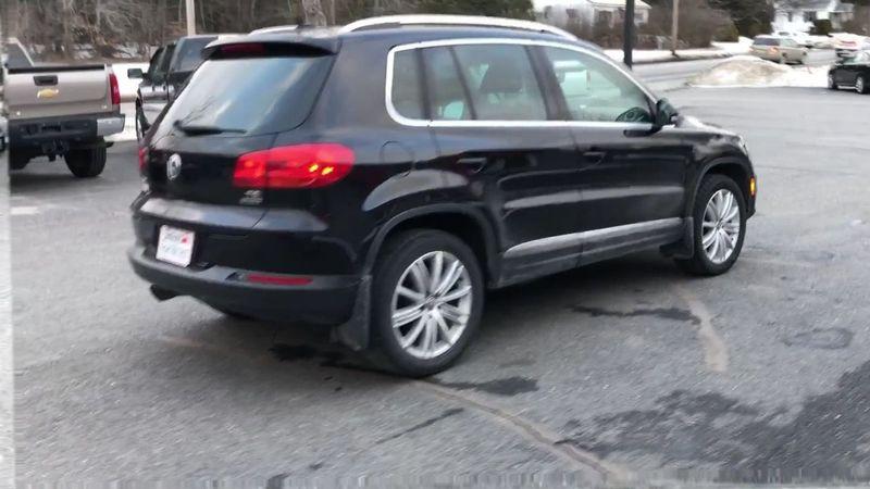 2016 Volkswagen Tiguan SE  in Bangor, ME