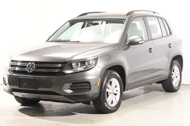 2016 Volkswagen Tiguan S w/Leather Heated Seats in Branford, CT 06405