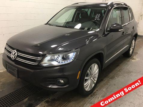 2016 Volkswagen Tiguan SE in Cleveland, Ohio