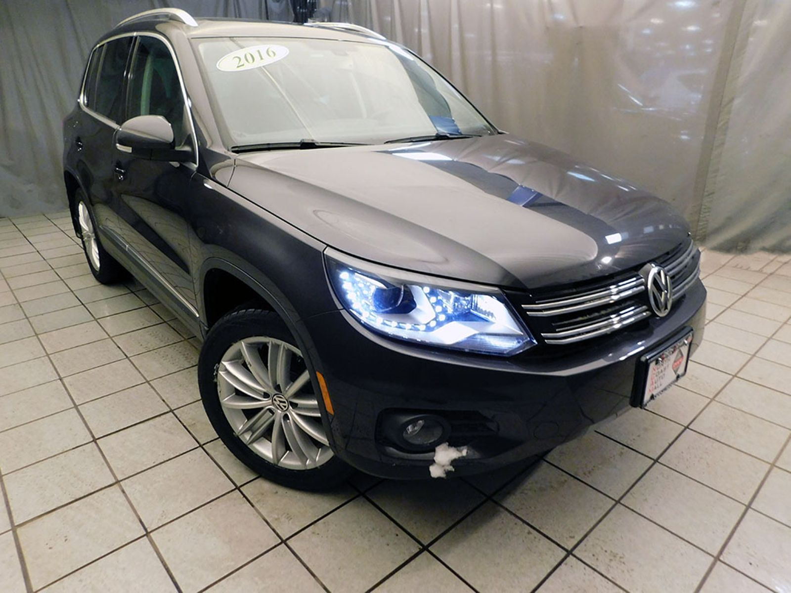 2016 Volkswagen Tiguan Se City Ohio North Coast Auto Mall