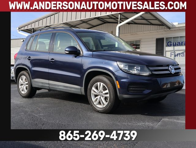 2016 Volkswagen Tiguan S in Clinton, TN 37716