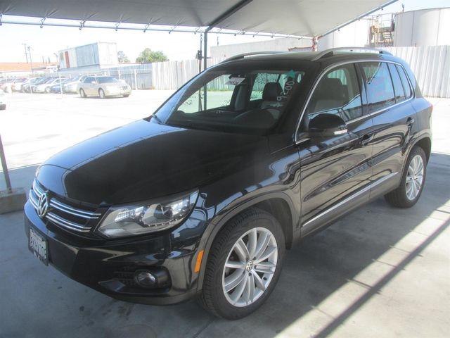 2016 Volkswagen Tiguan SE Gardena, California
