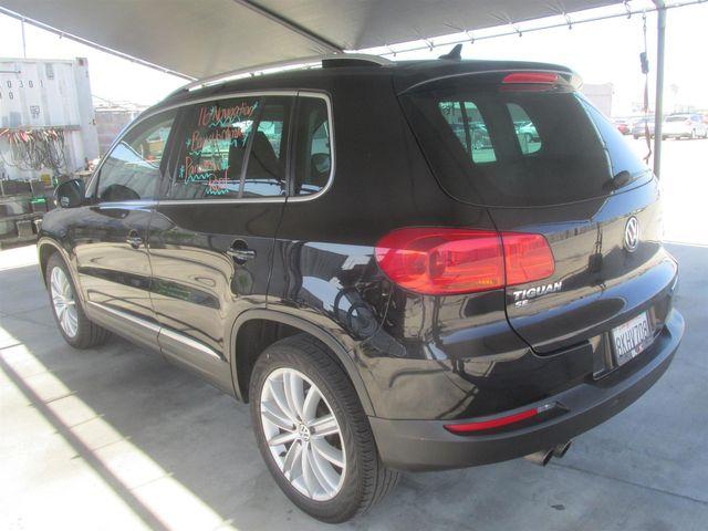 2016 Volkswagen Tiguan SE Gardena, California 1