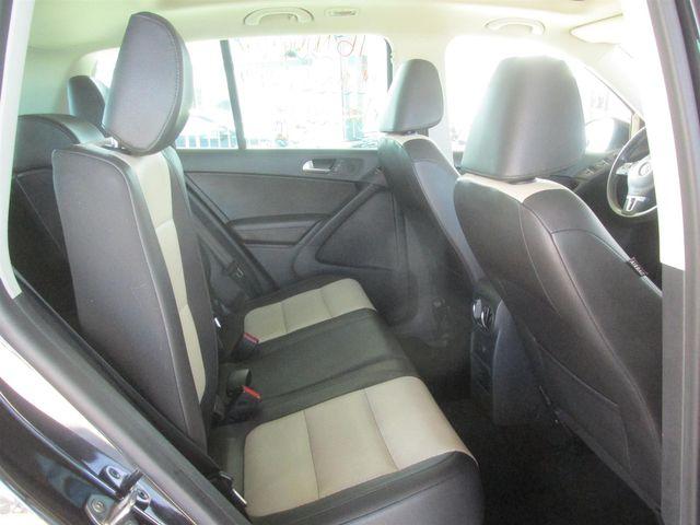 2016 Volkswagen Tiguan SE Gardena, California 12