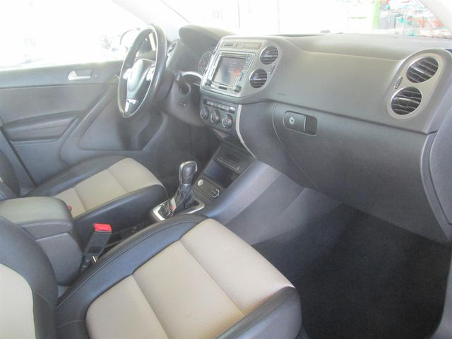 2016 Volkswagen Tiguan SE Gardena, California 8