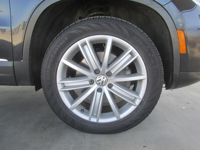 2016 Volkswagen Tiguan SE Gardena, California 14