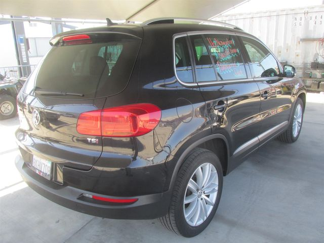 2016 Volkswagen Tiguan SE Gardena, California 2