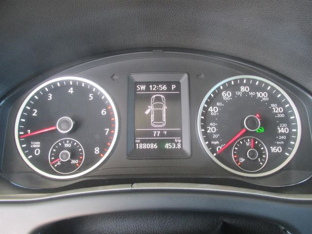 2016 Volkswagen Tiguan SE Gardena, California 5
